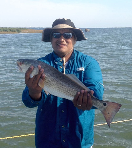 Bay fishing charters port aransas texas red drum dolphin watch for Tx fishing charters