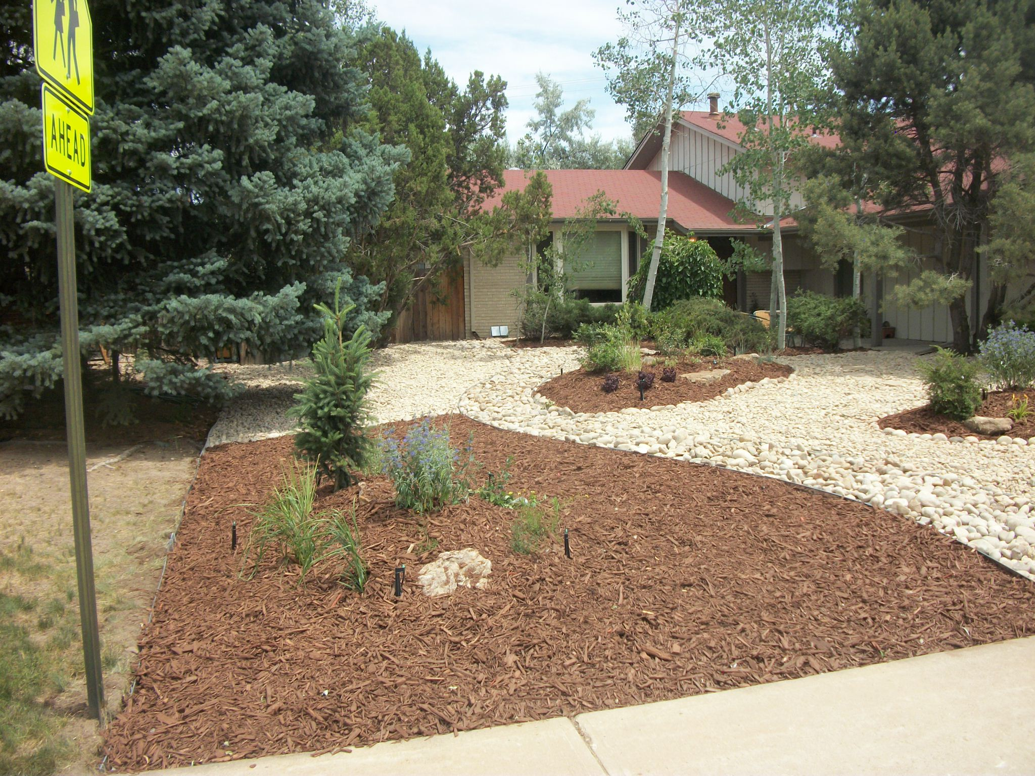 Pictures of xeriscape yards 28 images xeriscape for Xeriscape images