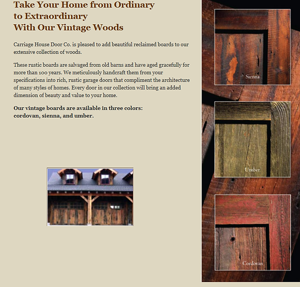 Sousas Garage Doors In Santa Clara Ca 95051 Reclaimedvintage Wood