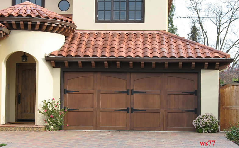 Sousas Garage Doors In Santa Clara Ca 95051 Wood Chd