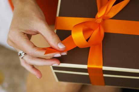 О чем говорит подаренный подарок