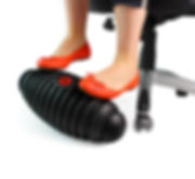 AFS-TX Dynamic Active Footrest with feet