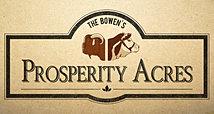 Prosperity Acres
