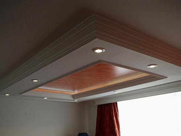 Techos en drywall for Techos de drywall para dormitorios