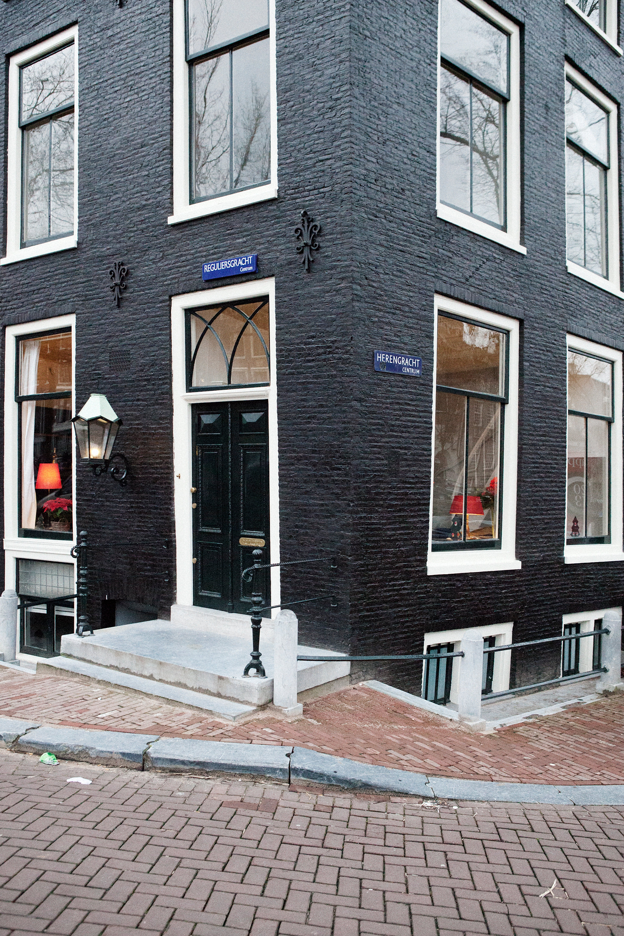 The vanguard amsterdam boutique bed and breakfast the for Amsterdam b b centro