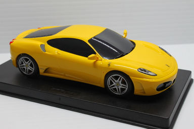 Scalextric C2873 Ferrari F430 Drift Yellow Slotcarshed