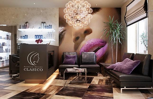 Salones De Belleza Decoracion ~ esteticas y salones de belleza decoracion con diseno para esteticas