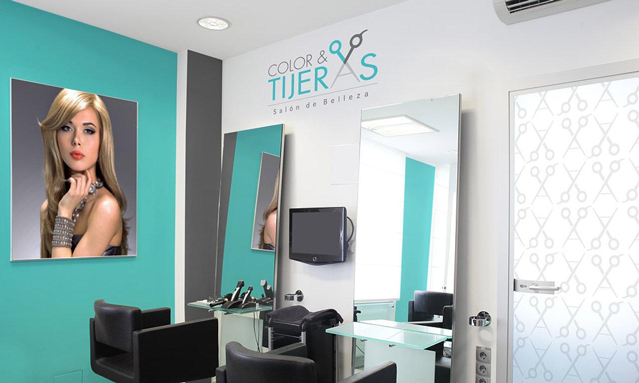 Dise o para est ticas salones de belleza spa y peluquer as - Disenos de salones ...