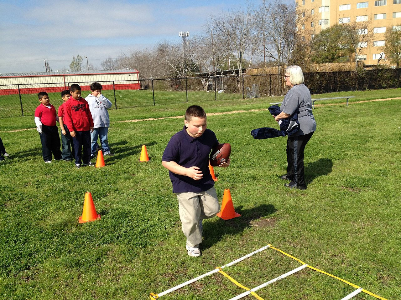 sylvan rodriguez elementary physical education