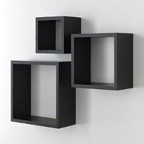 Mg design dise o y fabricaci n de muebles de melamina - Repisas de pared modernas ...