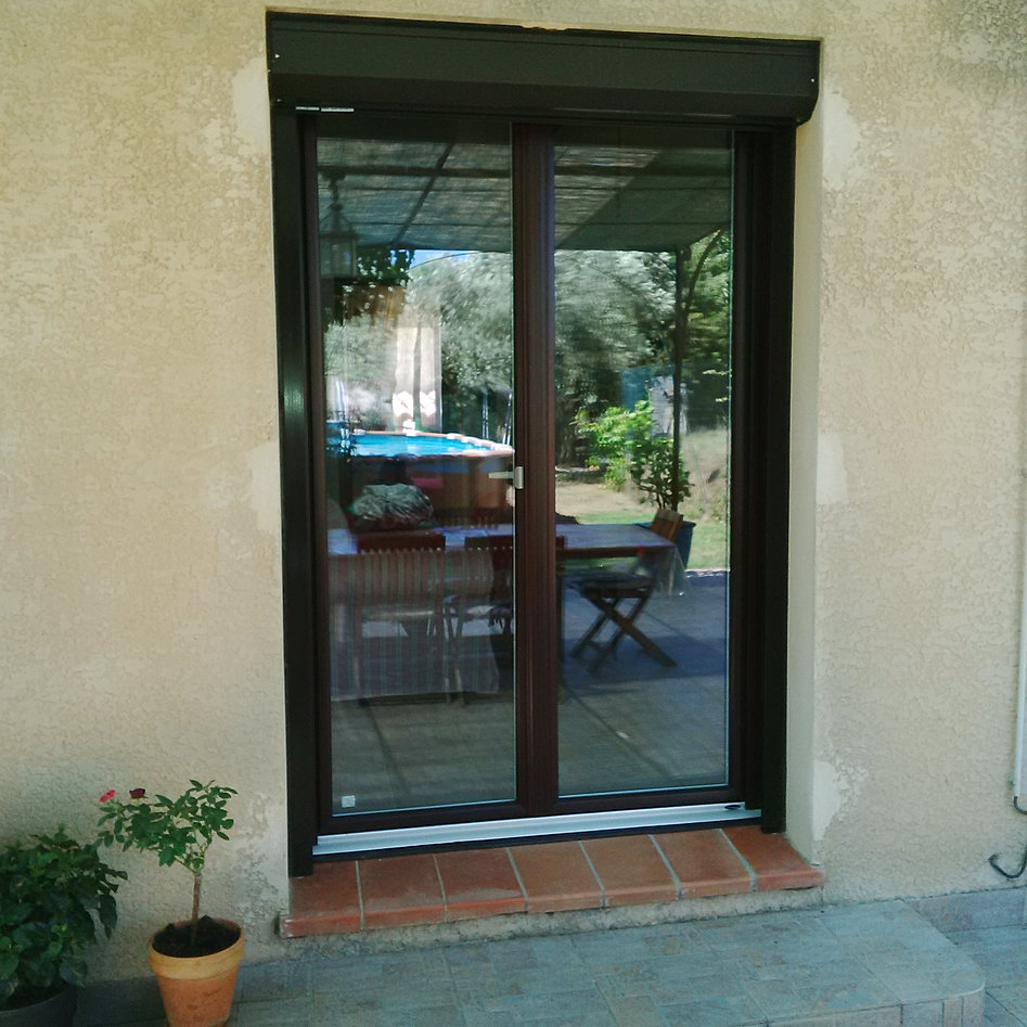 Prix d une fenetre double vitrage pvc affordable glassgow for Porte fenetre pvc double vitrage