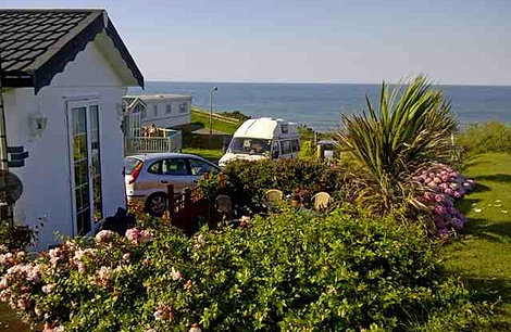 Original Comfy Caravan HireTrimingham NORTH Norfolk Coast Near Cromer