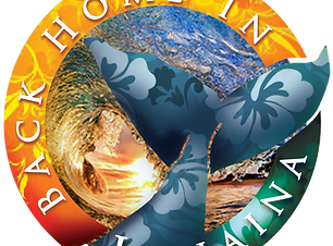 Back Home in Lahaina Logo