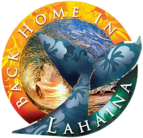 Back Home in Lahaina Logo