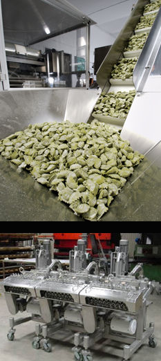 Custom Food Processing Equipmet