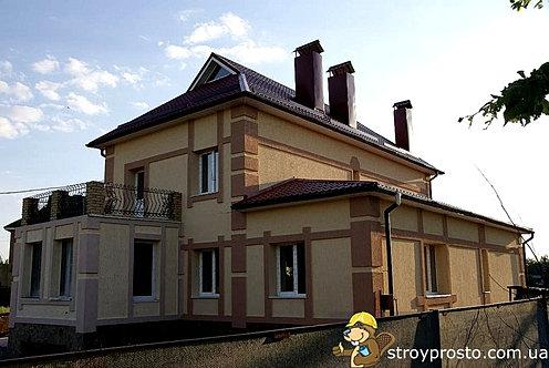 Фасады домов короед фото