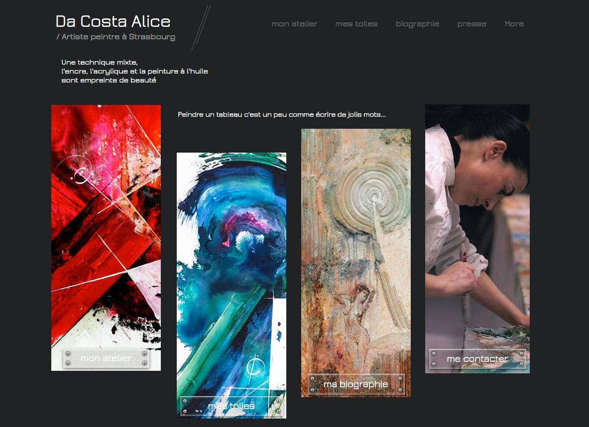 artiste-dacosta | mes toiles