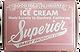 Superior Ice Cream Logo