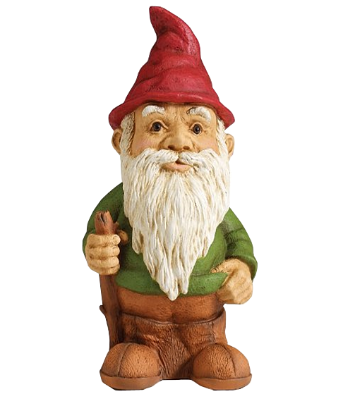 Gnomies Outdoor Living Gnome