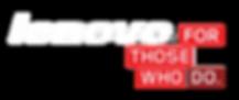 Logo Lenovo for those who do