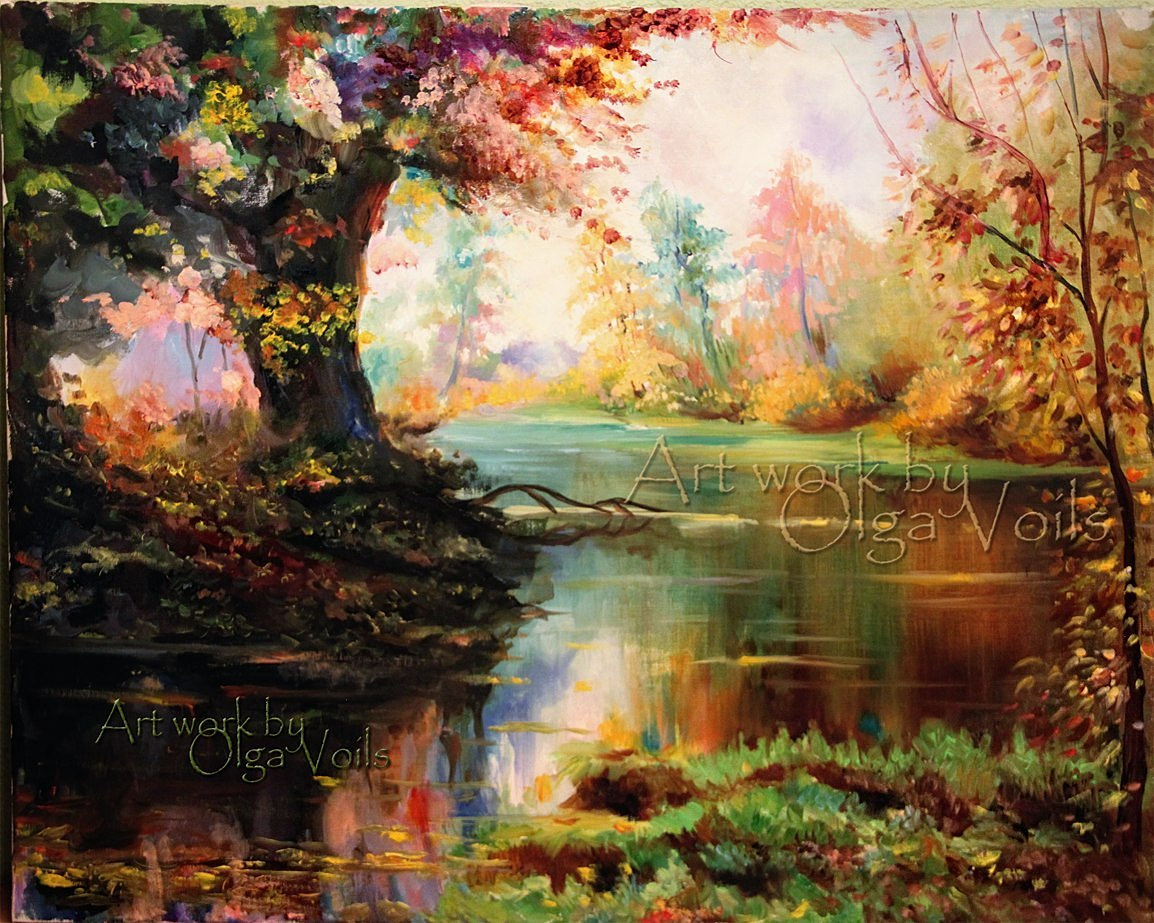 красивые картины художников фото высокого разрешения