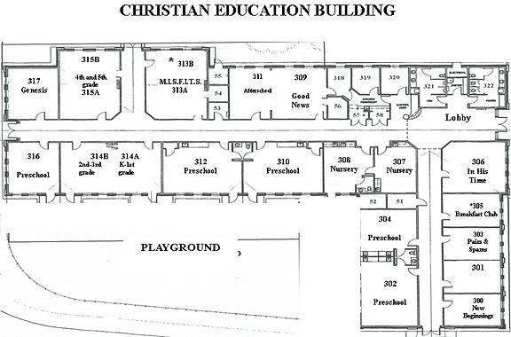 Christian Education Building