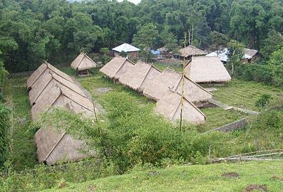 Sembalun village