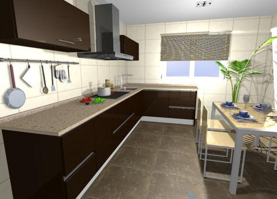 Cocinas created by omar jmc87 based on pro for Cocinas de concreto pequenas