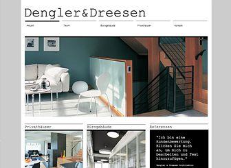 Architekt & Co. Template - Diese moderne Websitevorlage ist ideal für Architekten und Designer aller Art. Die großzügigen Flächen für Texte und Bilder ermöglichen es Ihnen, Ihre Projekte perfekt darzustellen. Passen Sie Design und Layout so an, dass Ihr Unternehmen aus der Masse hervorsticht.