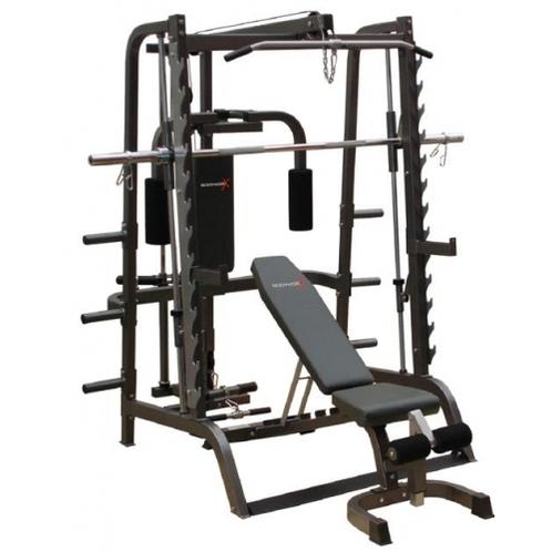 smith machine combo