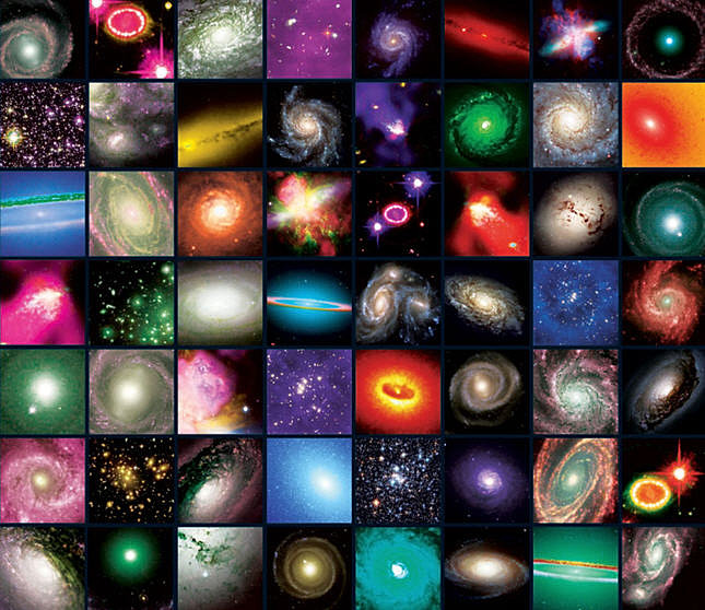 how many galaxies in our universe - photo #29