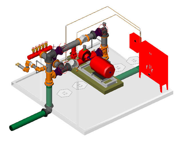 Fire Fighting In  mercial Buildings Services furthermore munications Life Safety And Security Systems In Buildings furthermore Recht Gesetz together with Ductlayout besides Wk375 200. on fire system riser diagram