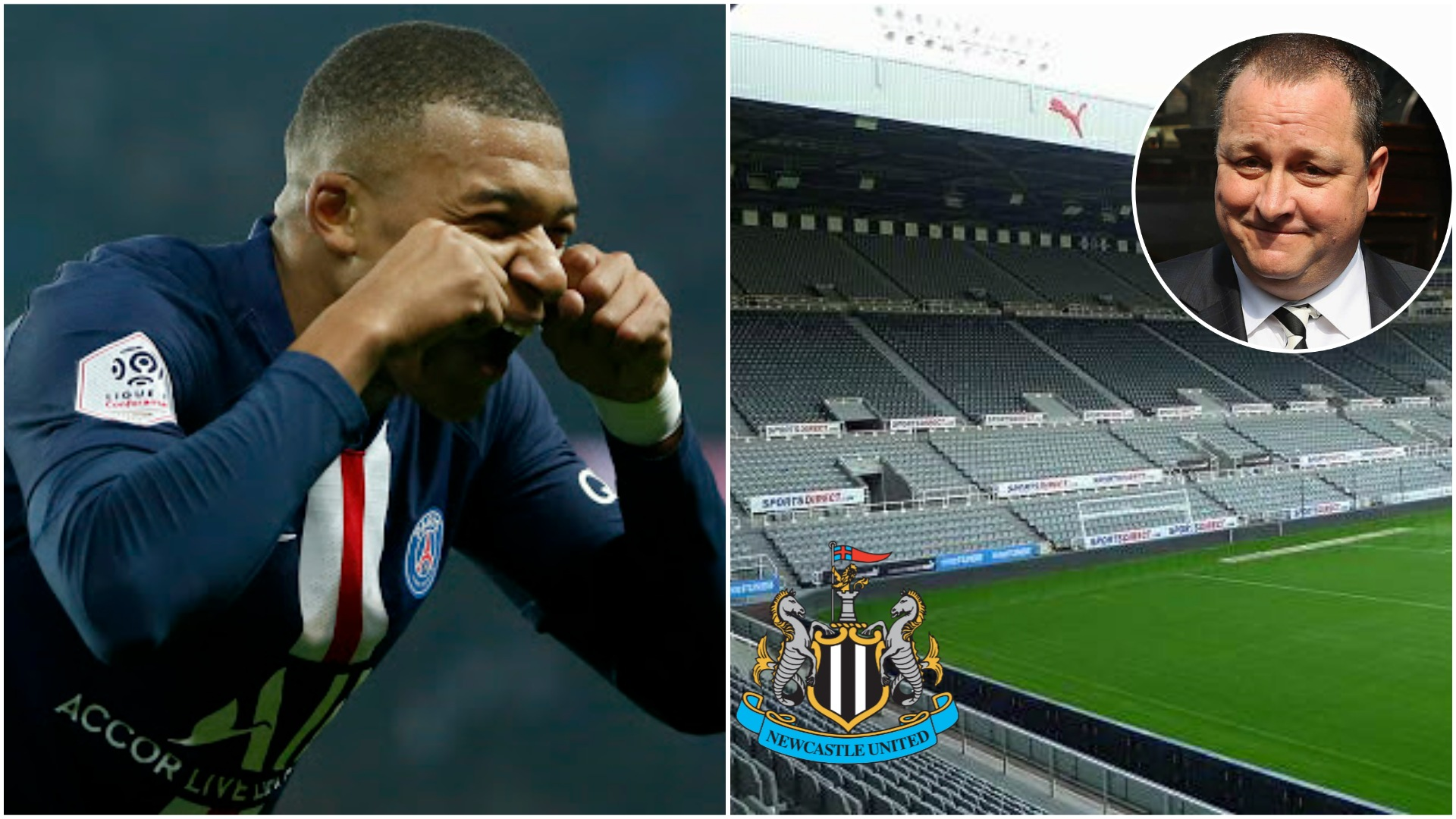 """Mbappé """"devastated"""" by Newcastle takeover collapse"""