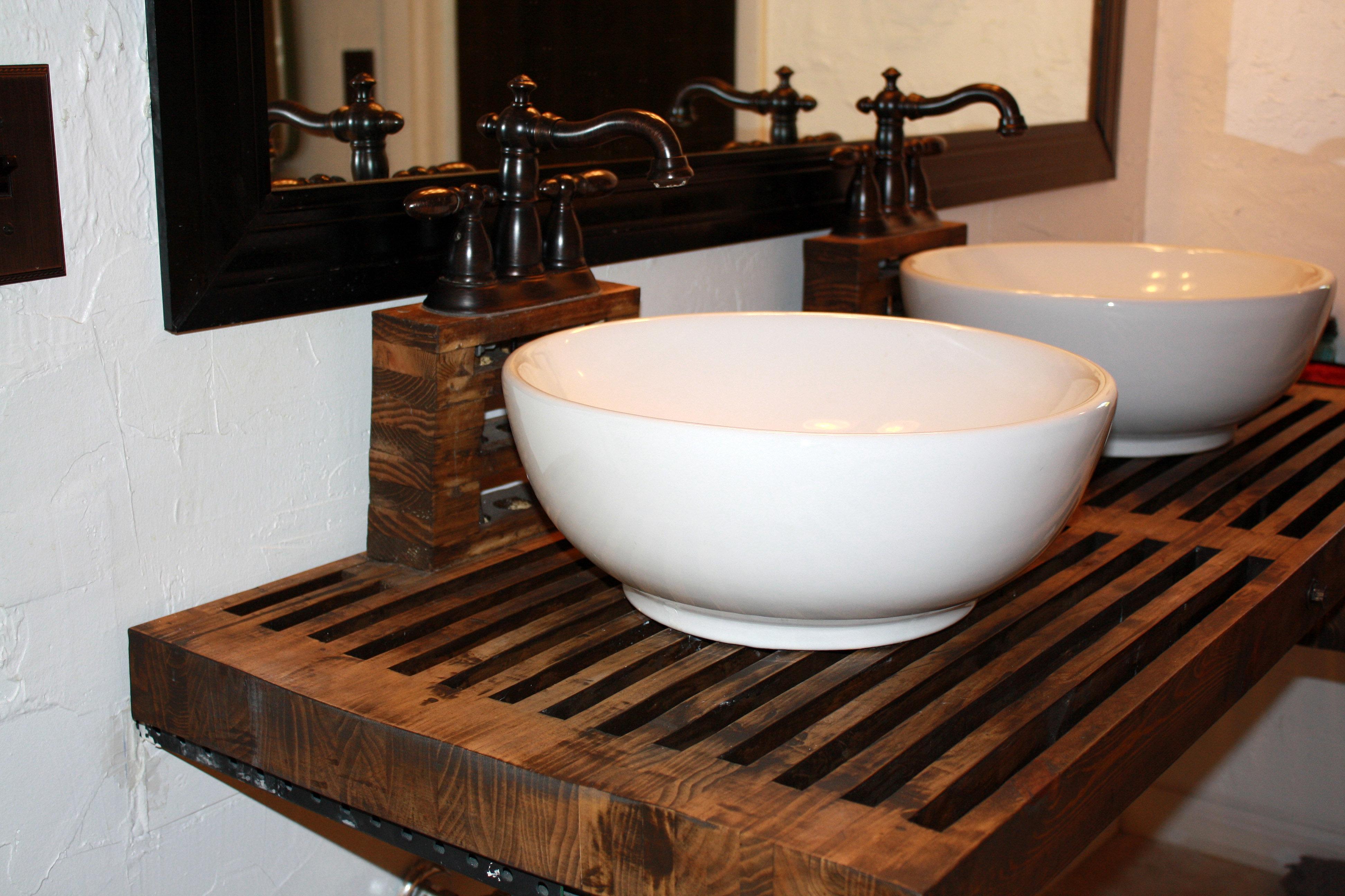 Rustic Furniture Denver Custom Furniture and Decor | Denver, Colorado | Custom rustic vanity