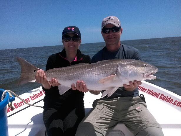 Fishing report pawleys island sc barrier island guide for Sc fishing report