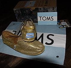 Gold Women's Glitters