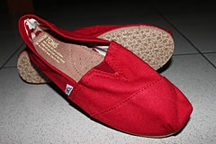 Red Canvas Men's Classics  Red Canva