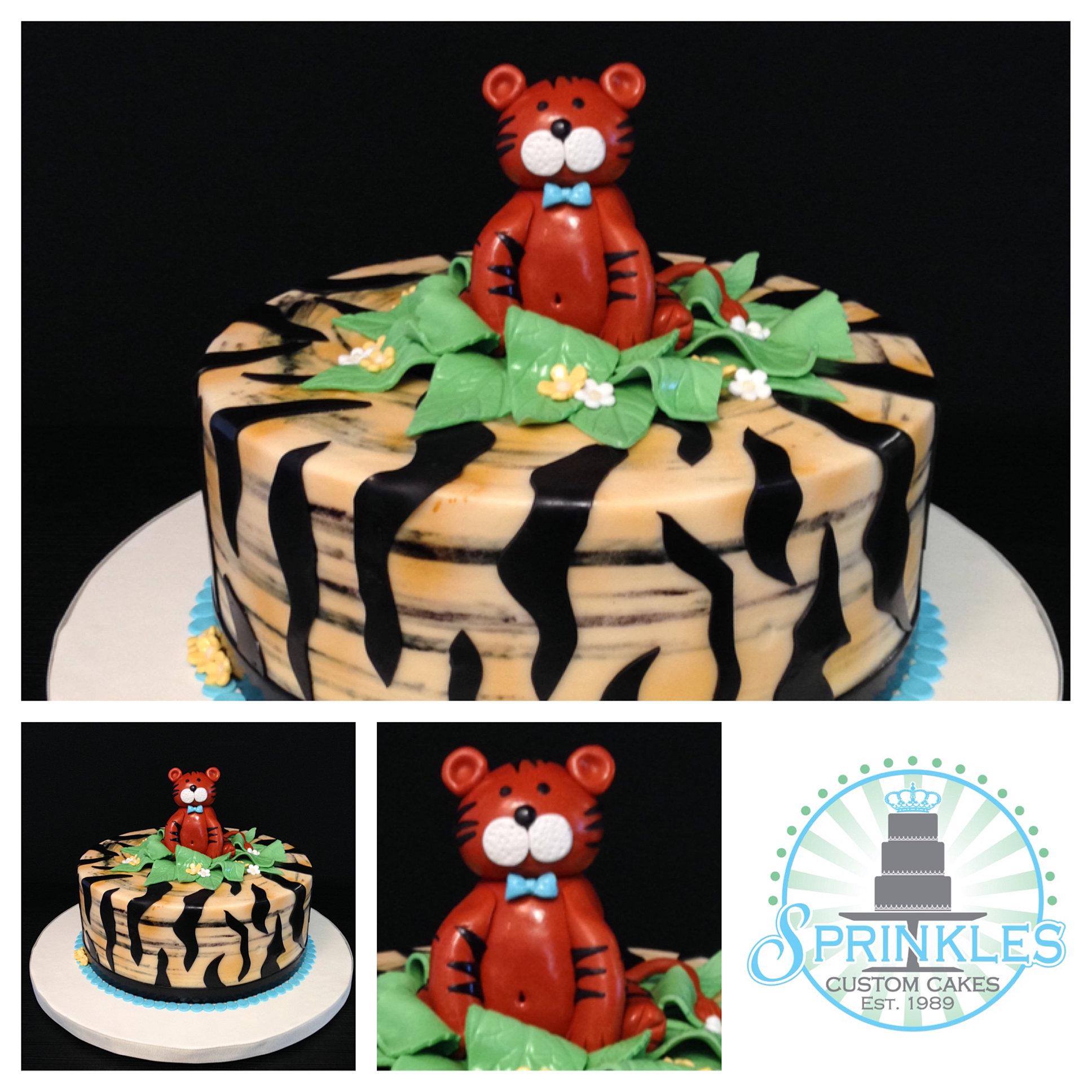 Custom Baby Shower Cakes Orlando Flstom Wedding Party Baby Shower