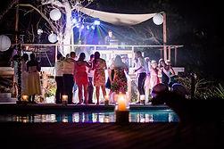 Mozambique wedding Pulse DJs