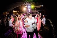 Dance floor Pulse DJs wedding DJs