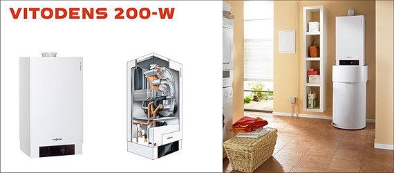 Installateur et maintenance de chaudi re gaz condensation viessmann - Prix chaudiere viessmann vitodens 222 f ...