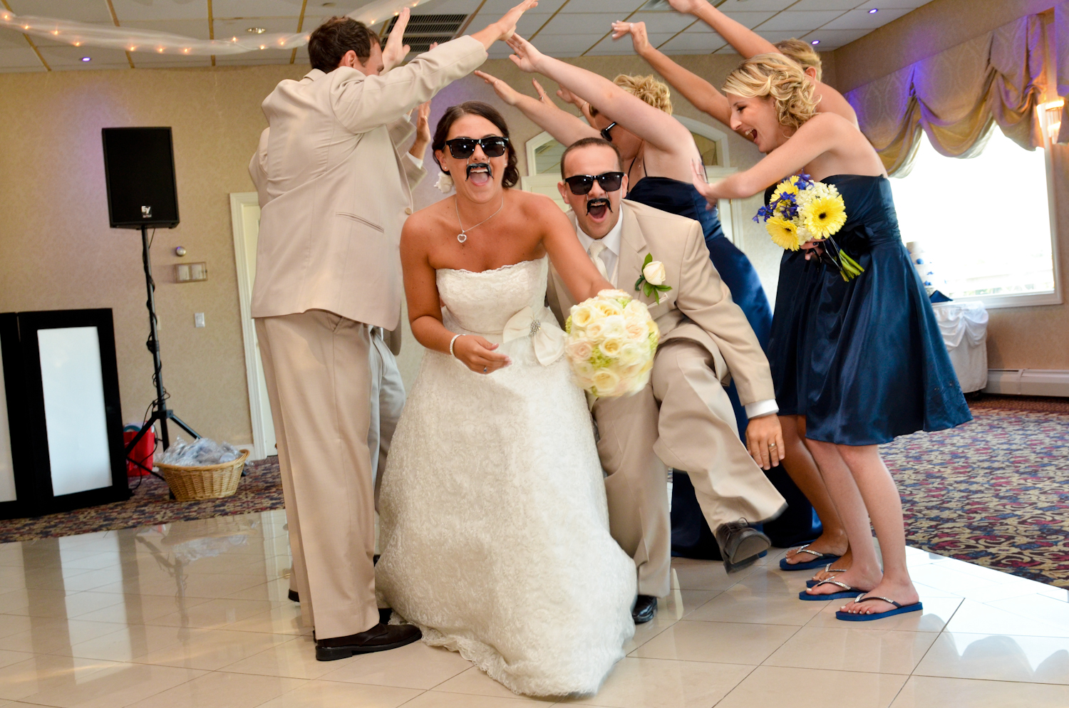 Top Wedding Party Entrance Songs For 2016
