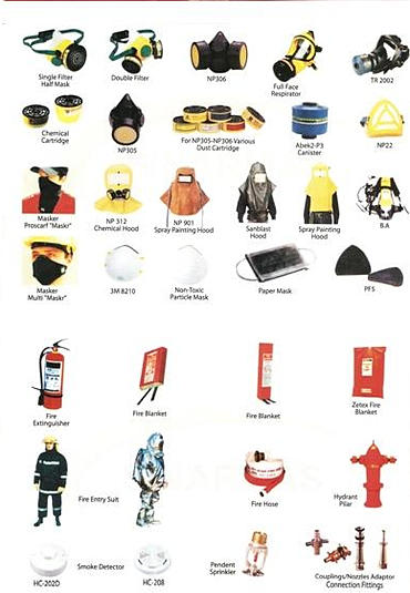 Safety Karawang - Safety Equipment