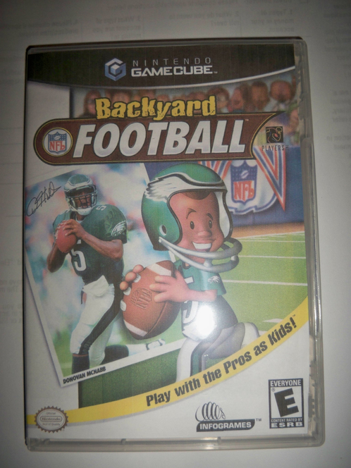 backyard football gamecube georgia 39 s games and accessories your