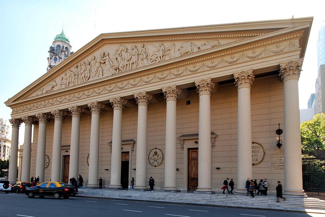 Resultado de imagen para catedral de buenos aires