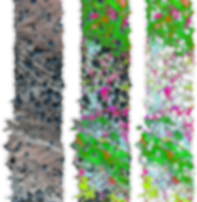 Ethos hyperspectral mineral mapping drone survey from Lisbon Valley Utah.