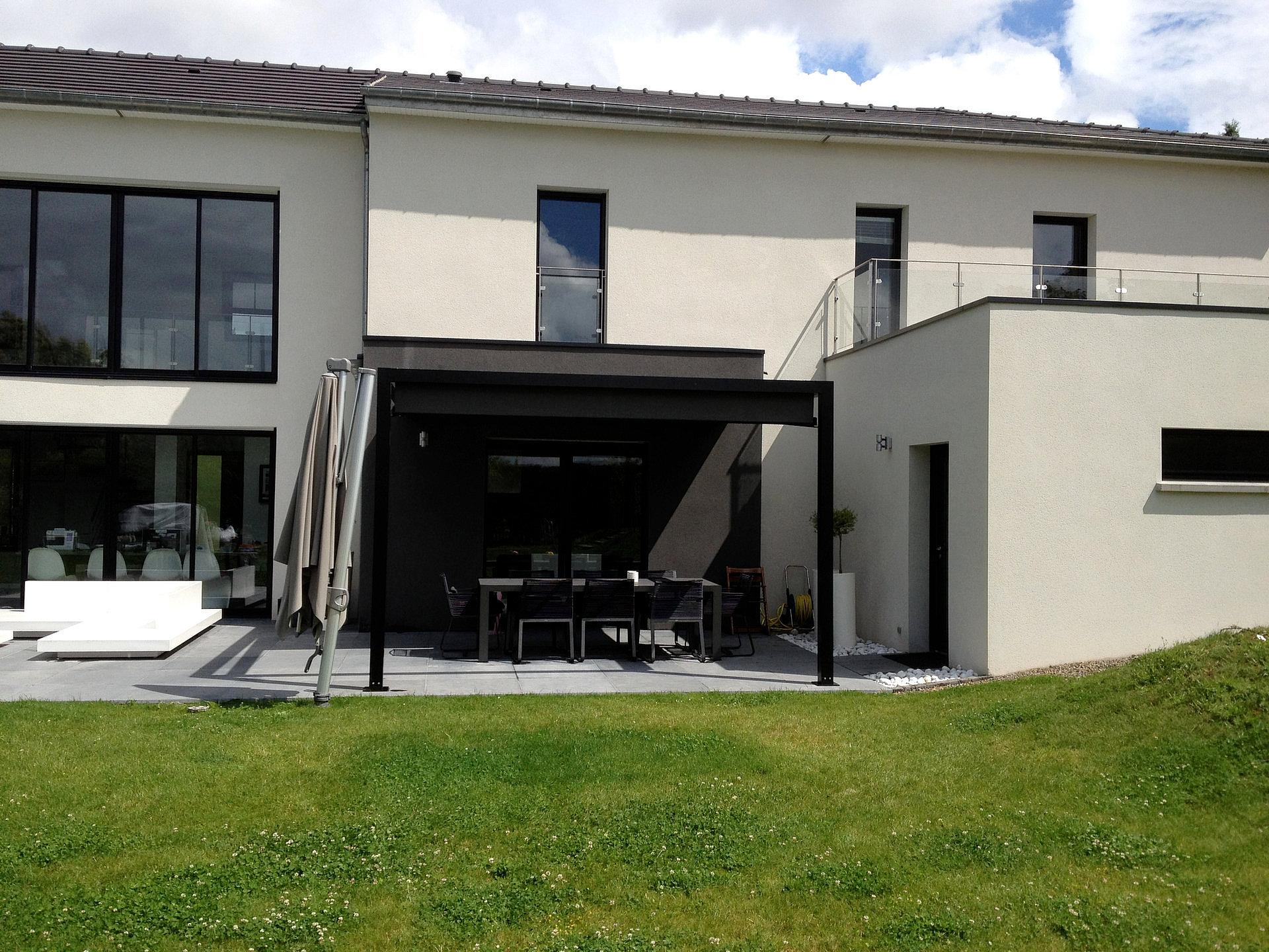 Ideea terrasse mod le id2 design - Exemple de terrasse carrelee ...