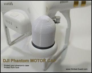 how to kill the motor in phantom 4