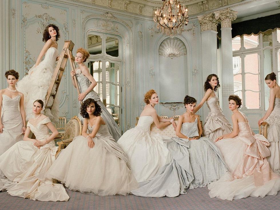 Фото невест после 40 22 фотография