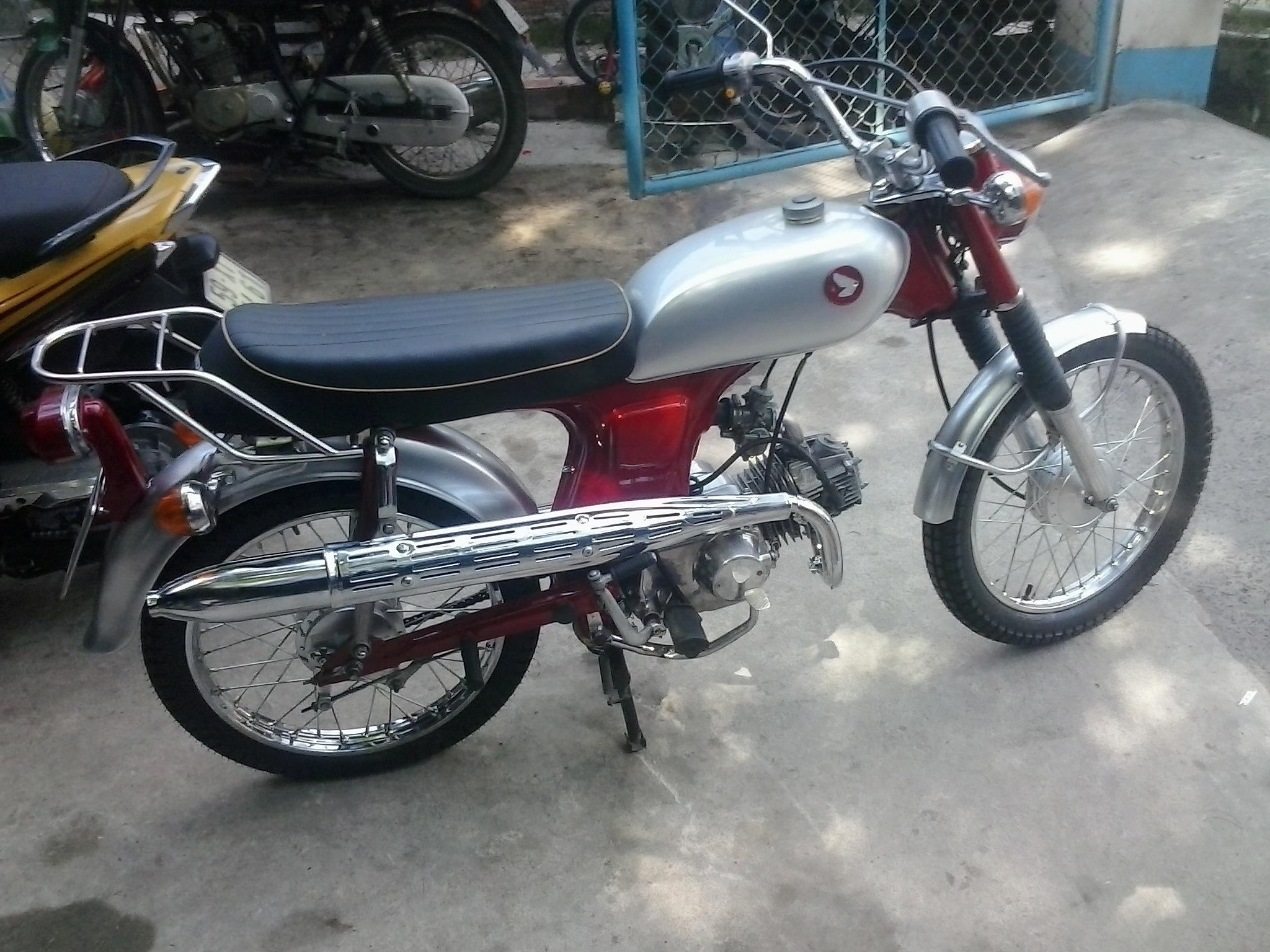 Honda 50 For Sale